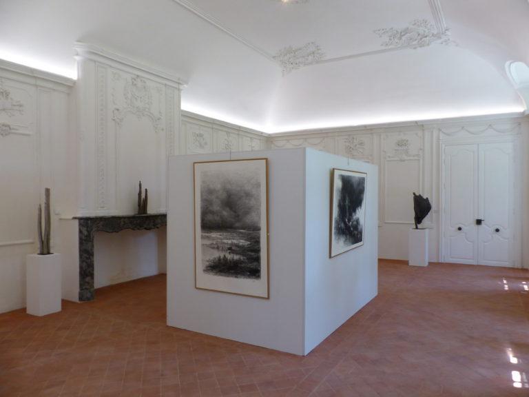 Abbaye de Saint Sever De Rustan - Salon de peintures 2016