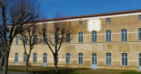 Abbaye de Saint Sever De Rustan