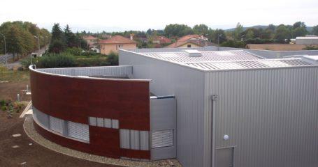 VIC BIGORRE – ZI La Herray – Hotel industriel – Tecknimed (1)